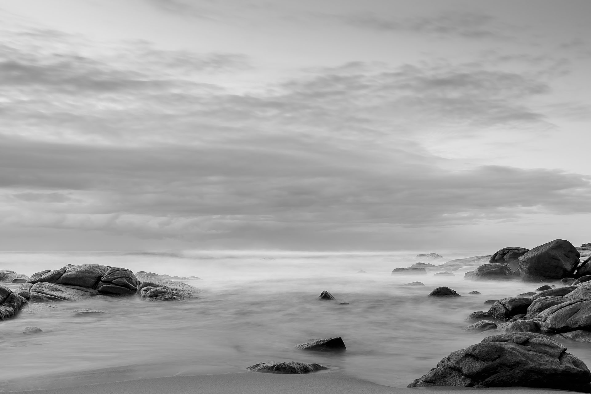 Black and white landscapes 02